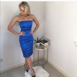 Bebe size 2 formal dress